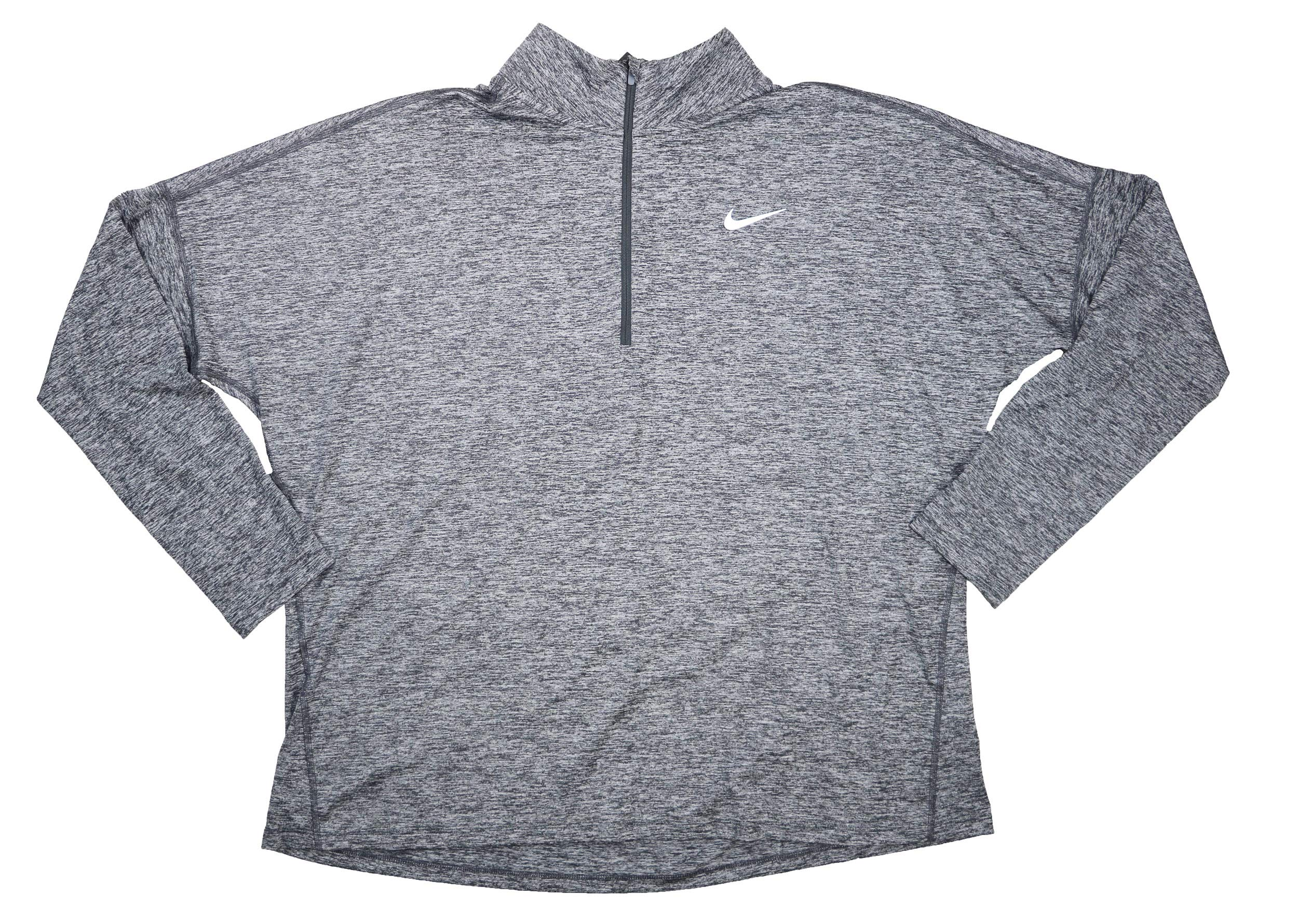 W Nike Dry ELMNT Top HZ EXT 1X