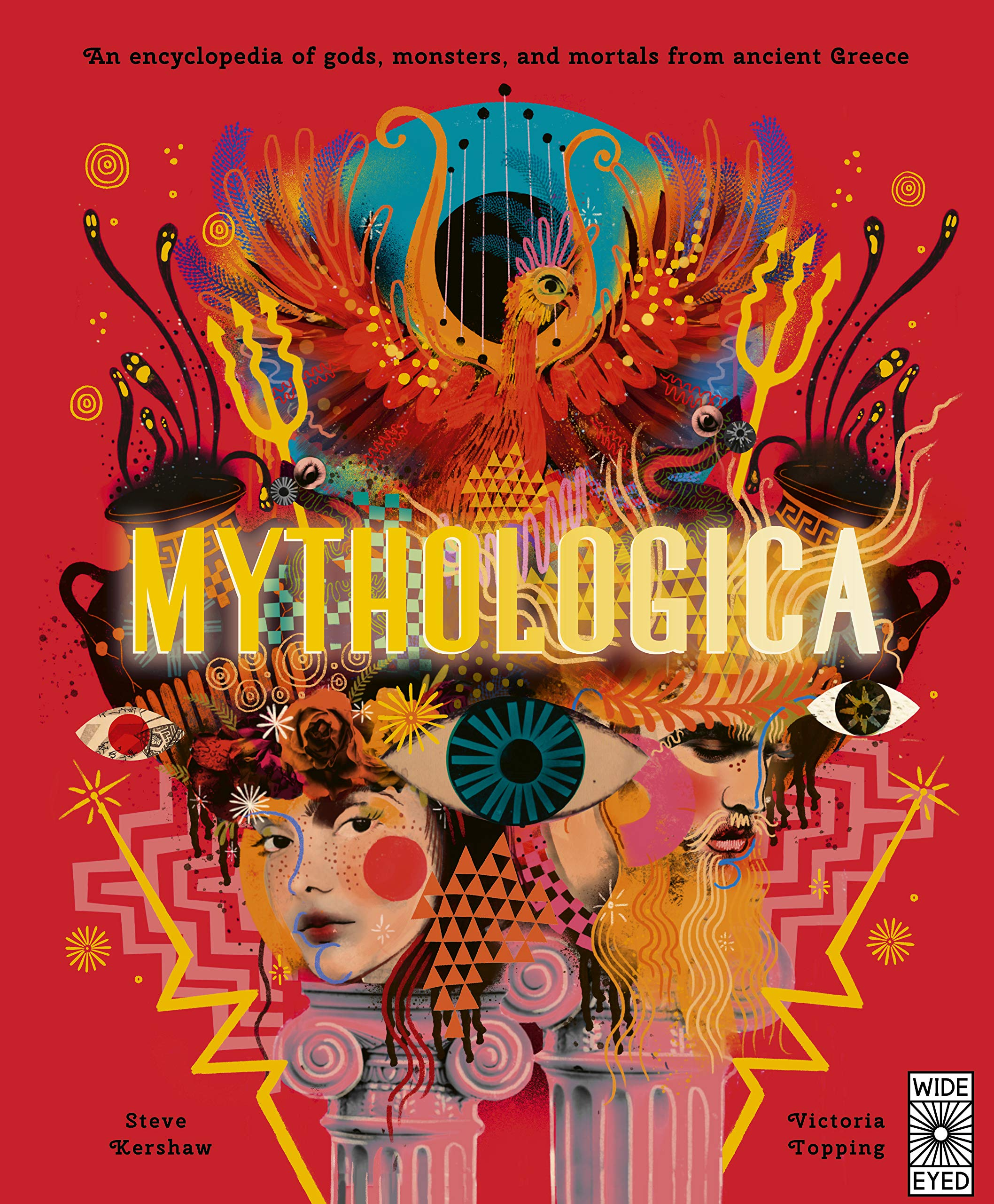 Mythologica: An encyclopedia of gods, monsters and mortals from ancient  Greek: Amazon.co.uk: Kershaw, Dr. Stephen P., Topping, Victoria:  9781786031921: Books