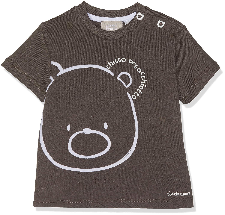 Chicco Baby-M/ädchen T-Shirt Manica Corta Pullunder