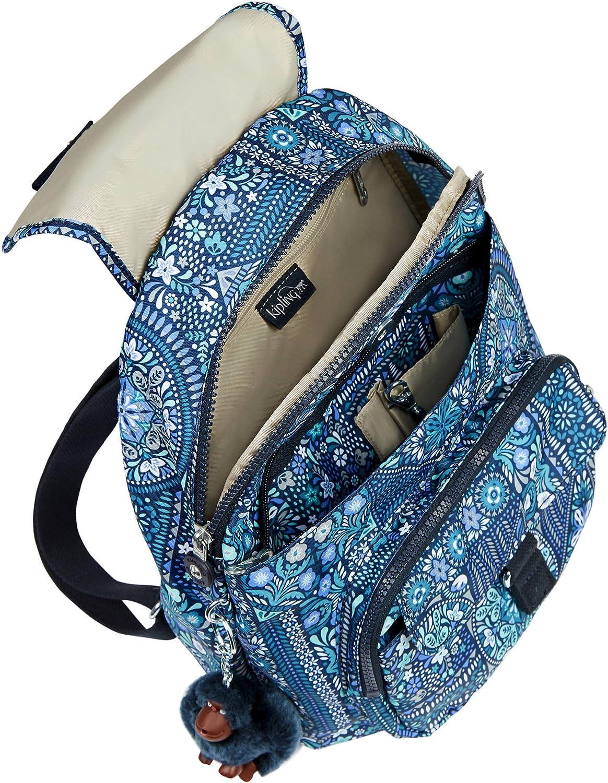 Colored Skull Allan J Beasley Folding Sport Backpack Casual Daypacks for Team Group Men Women