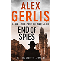 End of Spies (The Richard Prince Thrillers Book 4)
