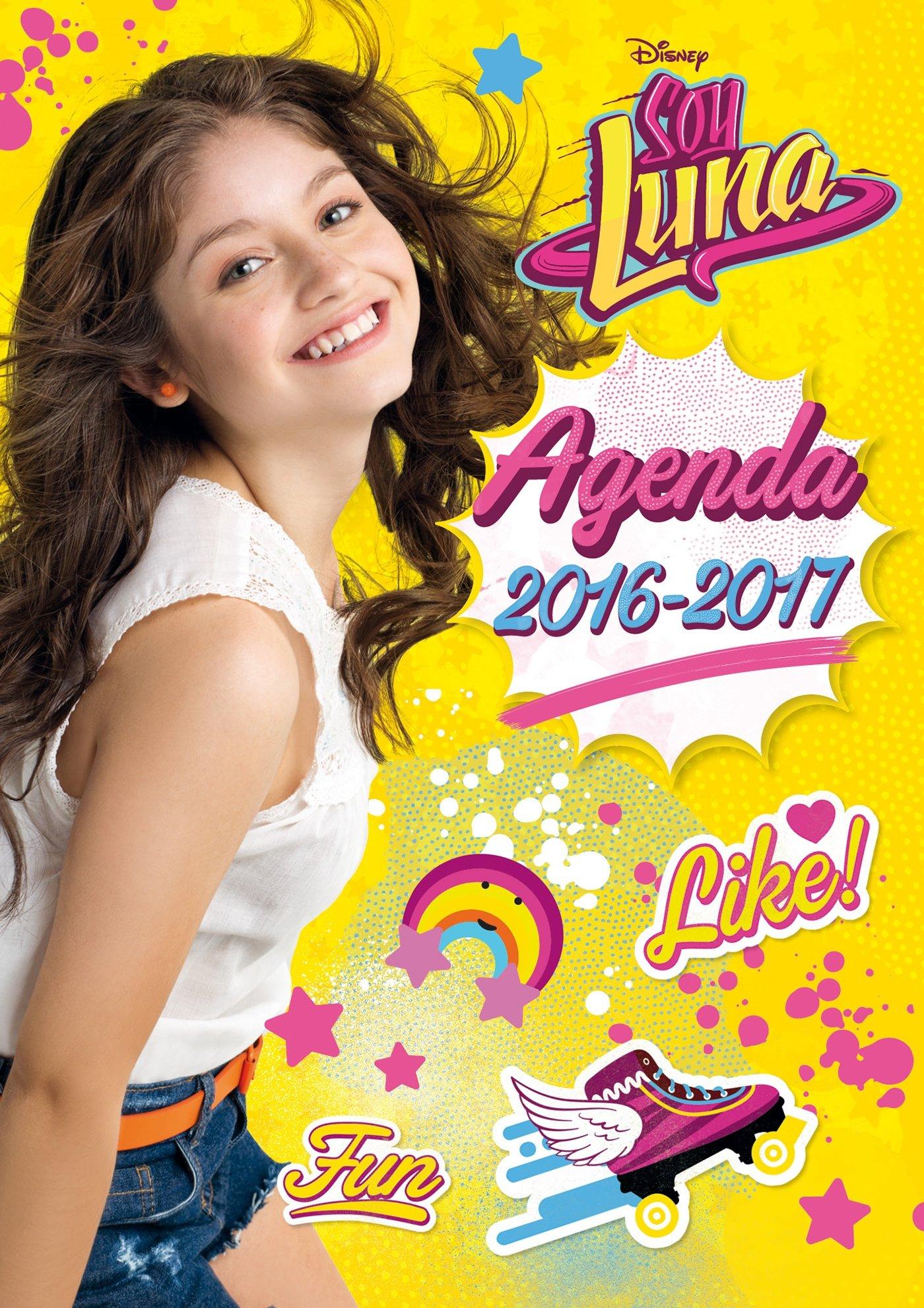 Soy Luna, AGENDA 2016-2017 (HJD.AUTRE IMAGE): Amazon.es ...