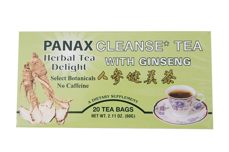Para que sirve el te de dieta de ginseng