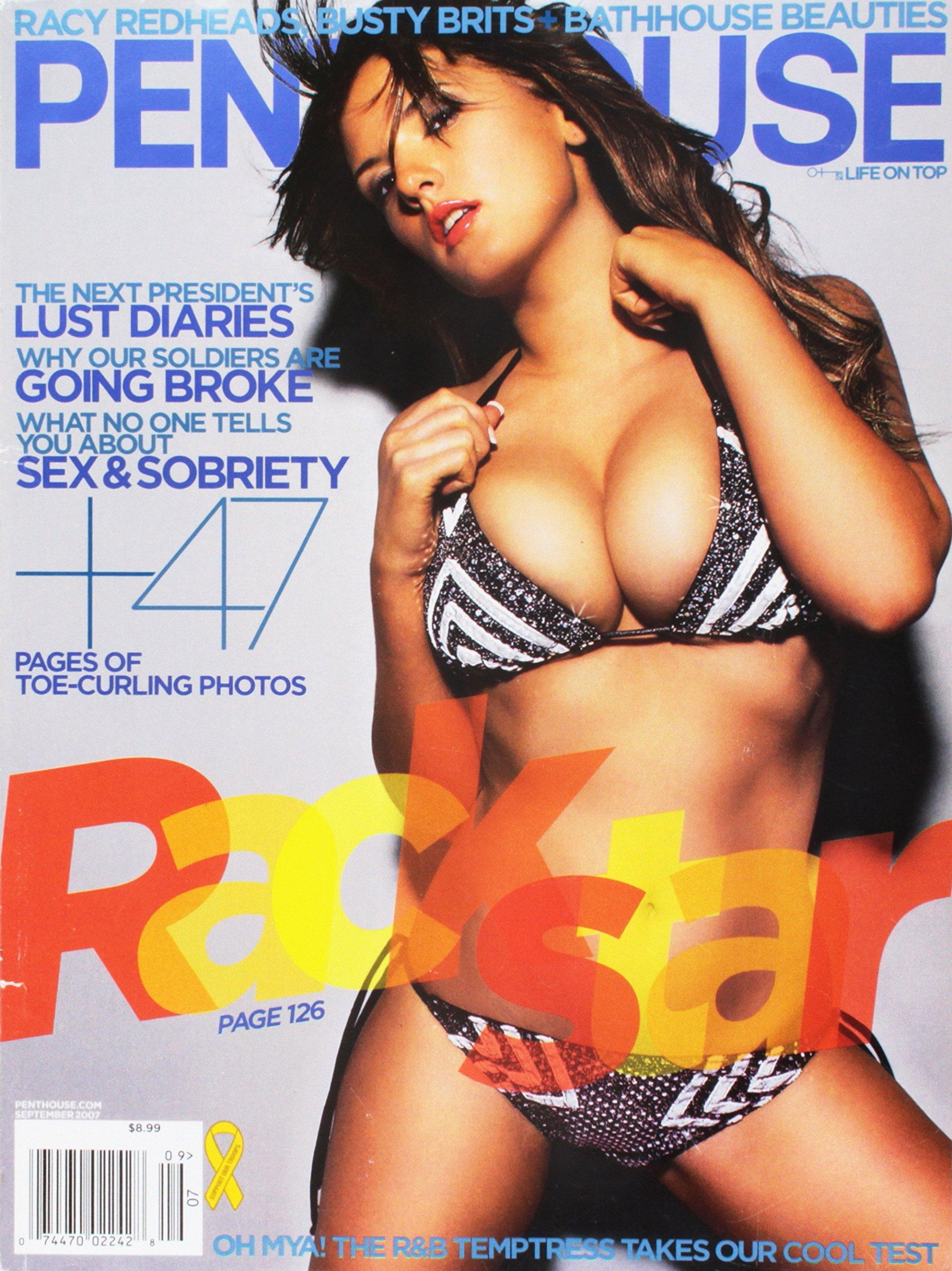Penthouse Men's Magazine Nicci Capan September 2007 ebook