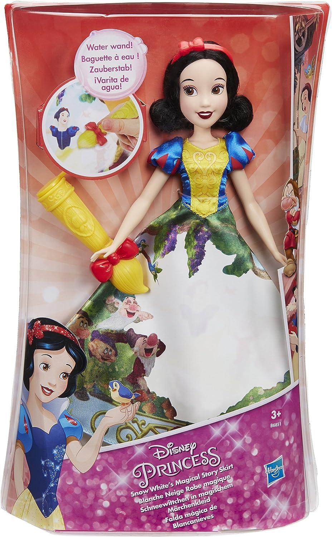 Habro - Muñeca Blancanieves en Vestido de Cuento mágico (B6851EL2 ...