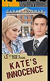 Kate's Innocence (Kate's Case Files Book 1)