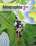 Geographie 2e : Société et développement durable