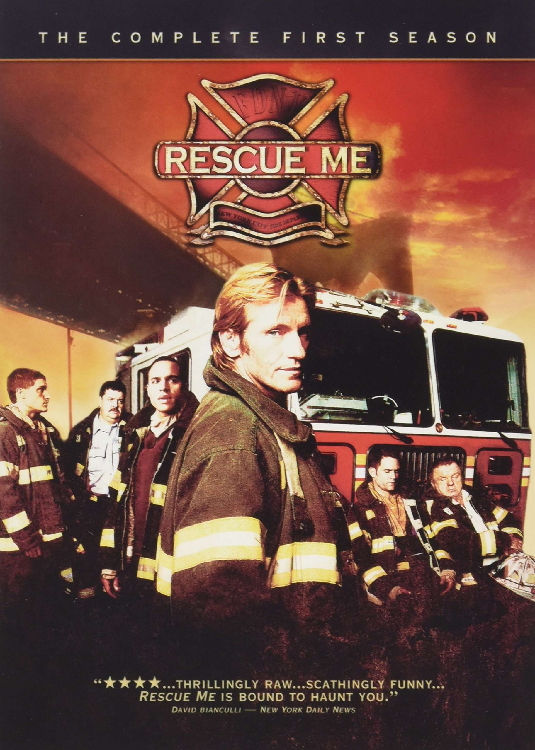 Rescue Me Seasons 1-6 Complete Series by