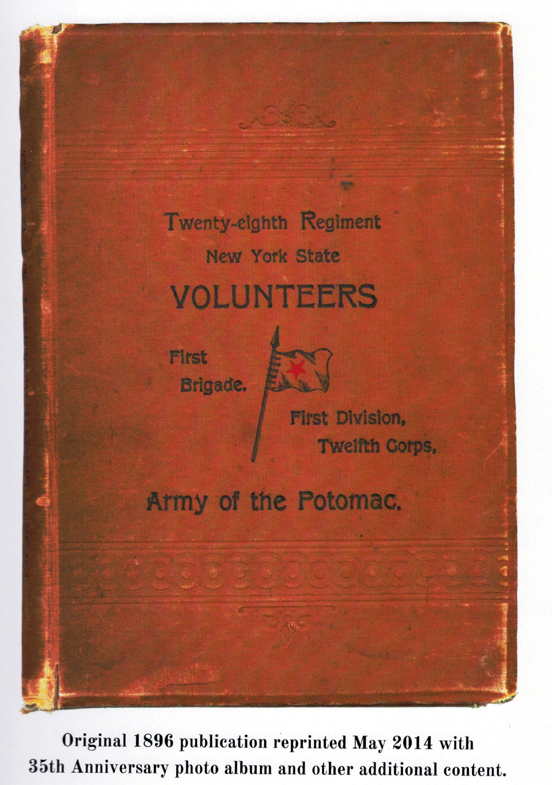 Download Twenty-eighth Regiment New York State Volunteers ebook
