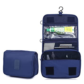 46101d4cab0a Travel Wash Bag Hanging Toiletry Bag Organiser Overnight Gym Shaving  Folding Bag Travel Makeup Organiser Portable for Men ...