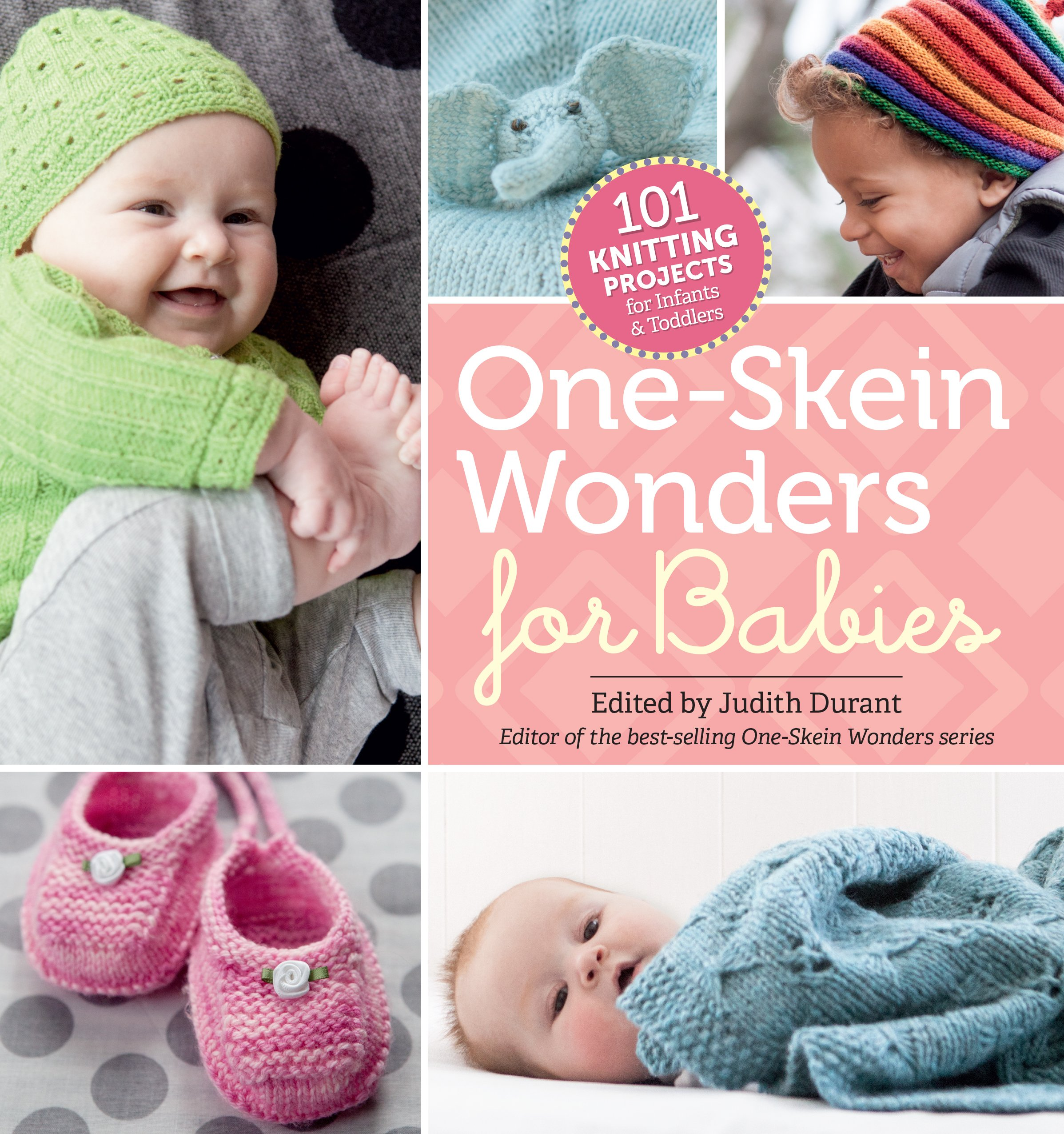 One Skein Wonders Babies Knitting Projects product image