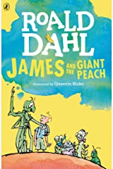 James and the Giant Peach Paperback