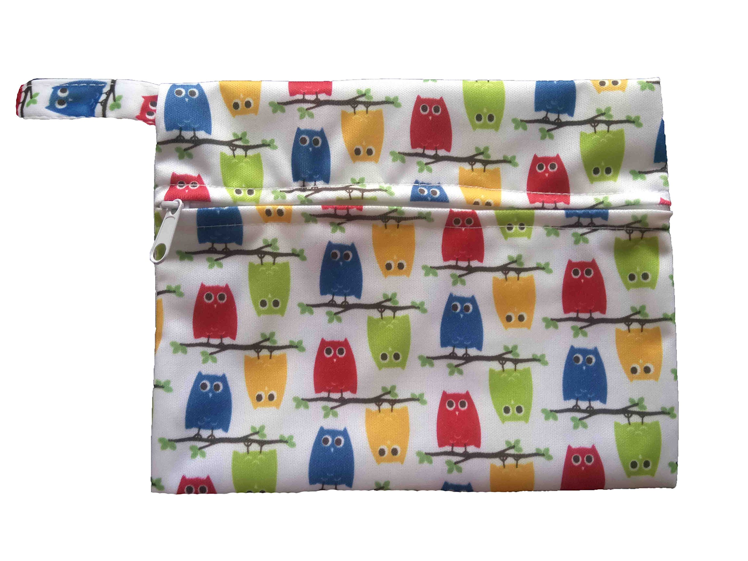 Mini Wet Bags for Mama Pads (1 PC, WSDD3)