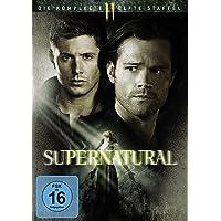 Supernatural: Die komplette 11. Staffel [DVD]