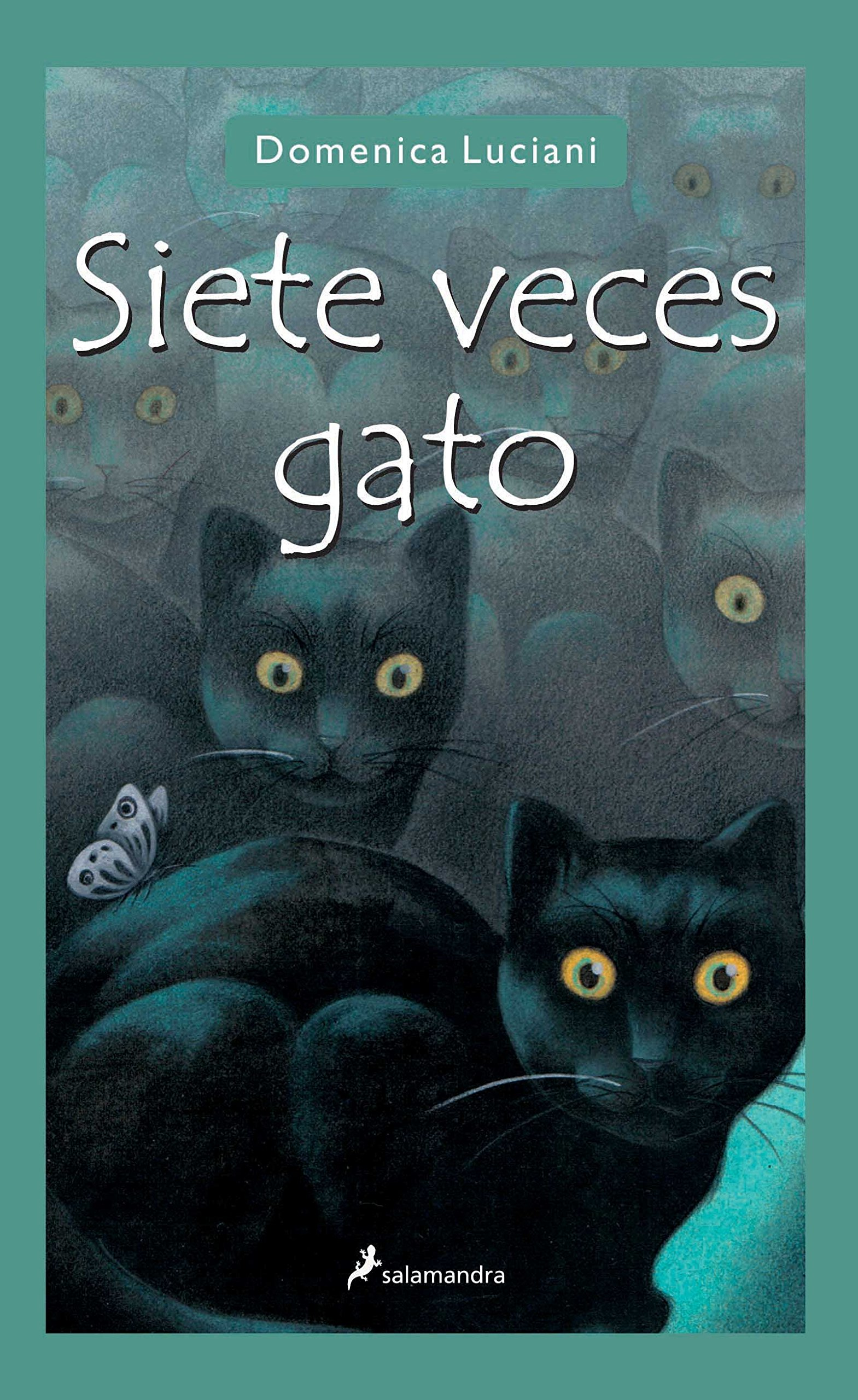 Siete veces gato (Spanish Edition) (Spanish) Hardcover – April 25, 2005