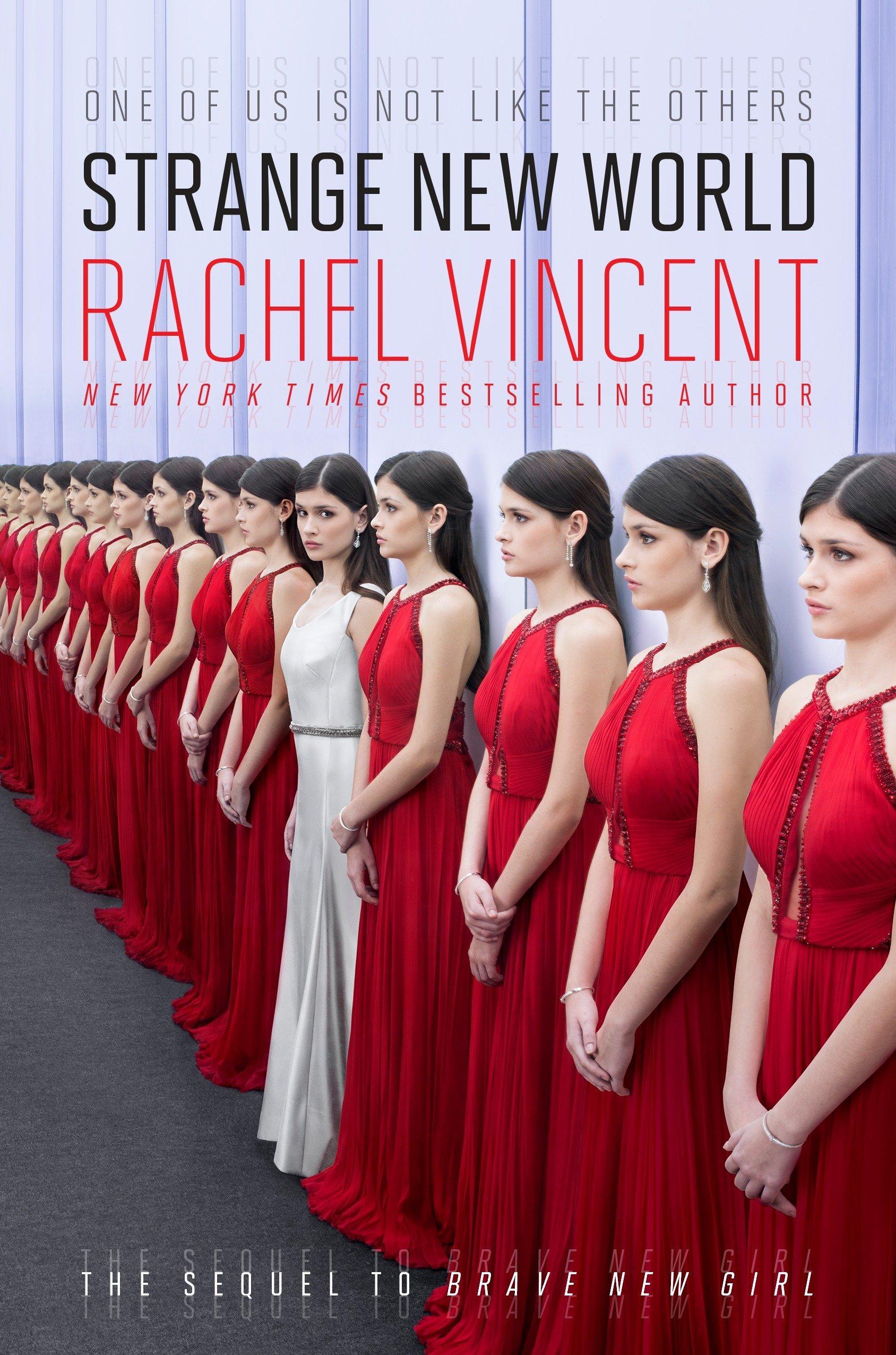 """Image result for strange new world rachel vincent"""""""