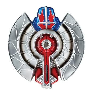 Disguise Optimus Movie Shield, One Size: Toys & Games