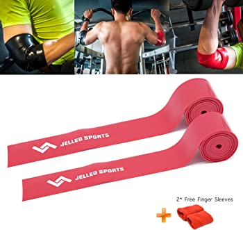 KHEJA Jelleo Floss Tack and Flossing Band for Muscles Relieve