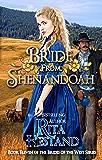 Bride of Shenandoah (Brides of the West Book 11)