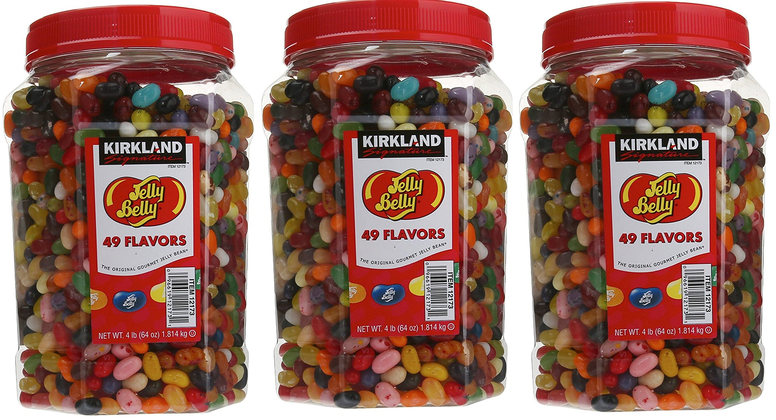 Kirkland Signature Jelly Belly Jelly Beans, 12 Pounds