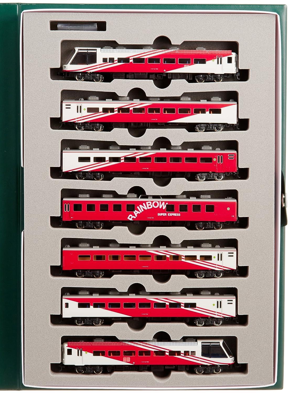 最先端 KATO Nゲージ スーパーエクスプレスレインボー B0003JYACM 7両セット KATO 10-306 Nゲージ 鉄道模型 客車 B0003JYACM, Kinetics:e29edb8a --- a0267596.xsph.ru