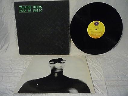  Talking Heads – Fear Of Music Label: Sire – SRK 6076 - 1979 12