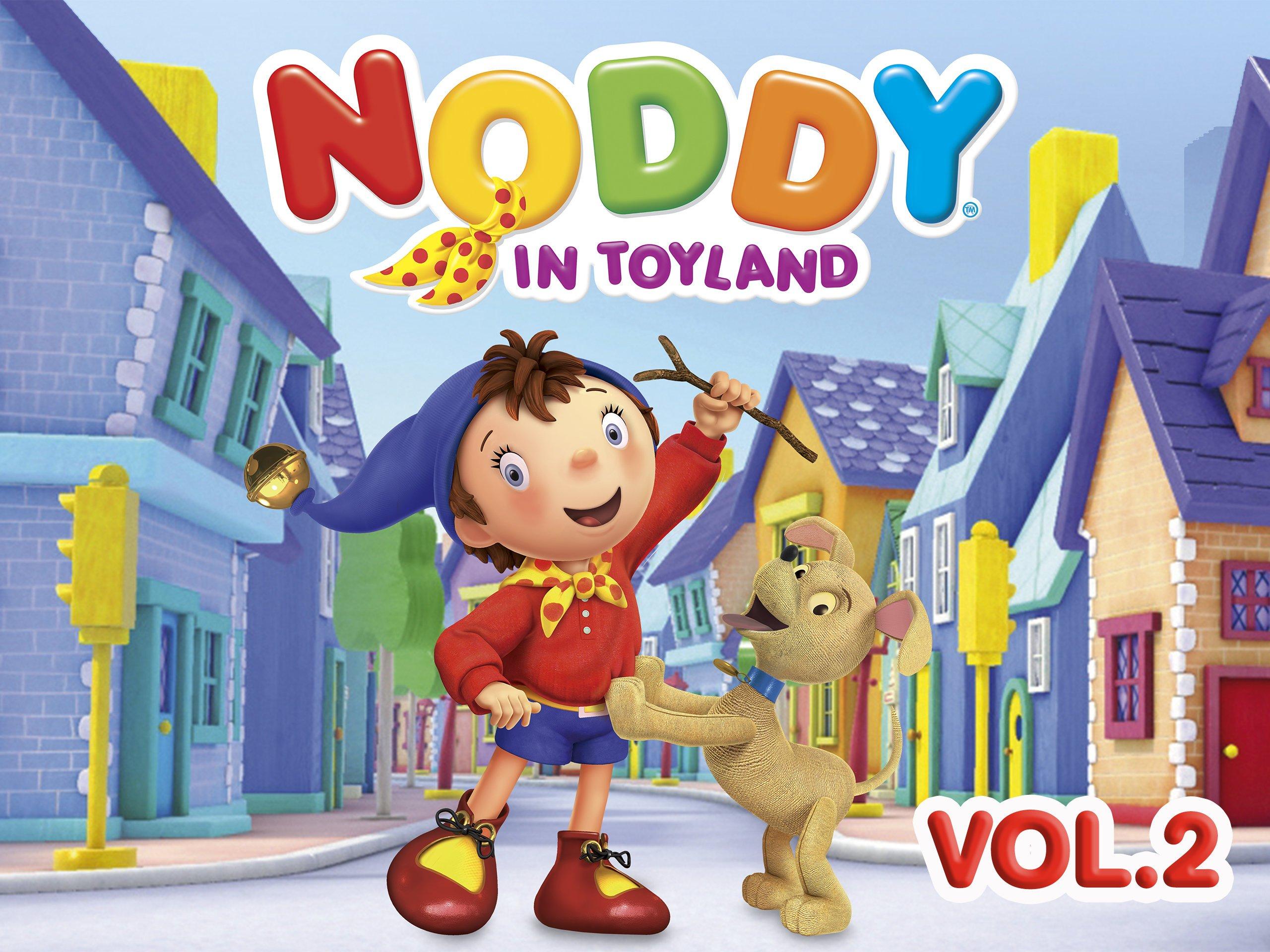 Amazon.com: Noddy In Toyland, Volume 2: Sophie Aldred, Teresa Gallagher, Bob Golding, Akiya Henry, David McCamley, Karen Ialacci, Gillian Higgins: Amazon ...