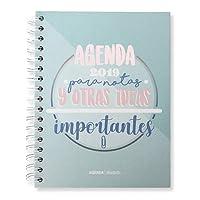 Agenda 2019 - Modelo Menta - La Scrapería
