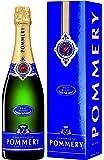 Pommery Brut Royal Champagner in Geschenkverpackung (1 x 0.75 l)