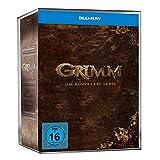Grimm - Die komplette Serie (Staffel 1-6)  [Blu-ray]