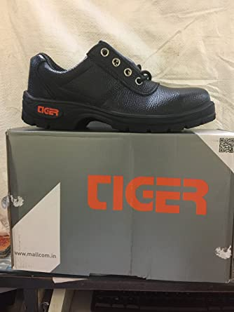 hot sale online size 40 buy sale Tiger Men's Low Ankle Lorex Steel Toe Safety Shoes (Size 9 UK ...
