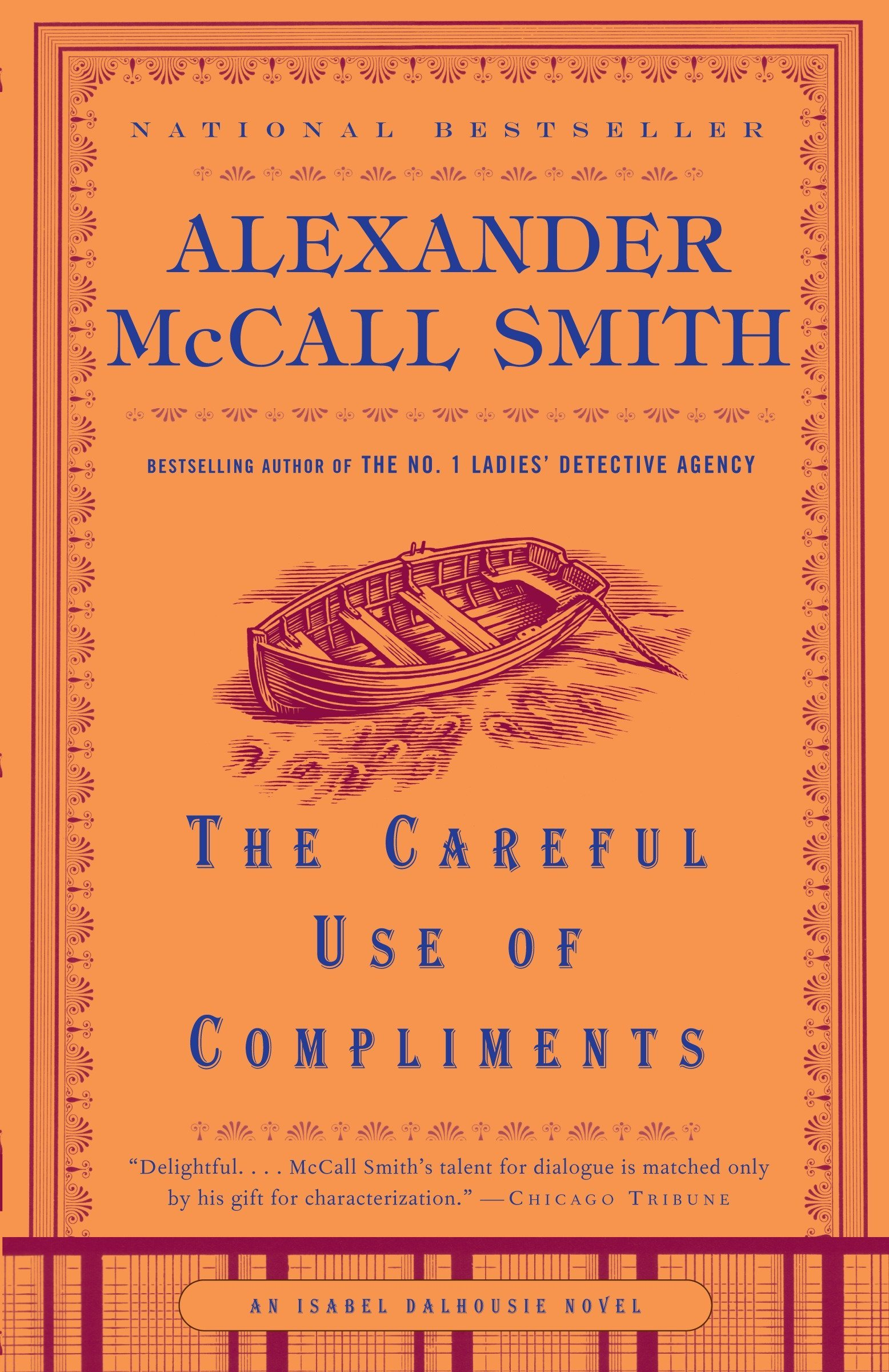 Read Online The Careful Use of Compliments (Isabel Dalhousie Series) pdf epub