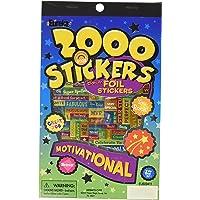 Eureka Motivational Sticker Book