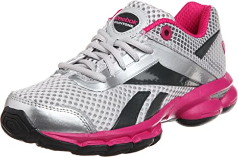 Reebok Runtone Plus Direct Zapatillas de running de mujer, grey - silver - pink, 37: Amazon.es: Deportes y aire libre