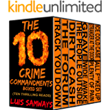 The Ten Crime Commandments Boxed Set (10 Thrilling Reads)