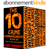 The Ten Crime Commandments Boxed Set (10 Thrilling Reads) (English Edition)