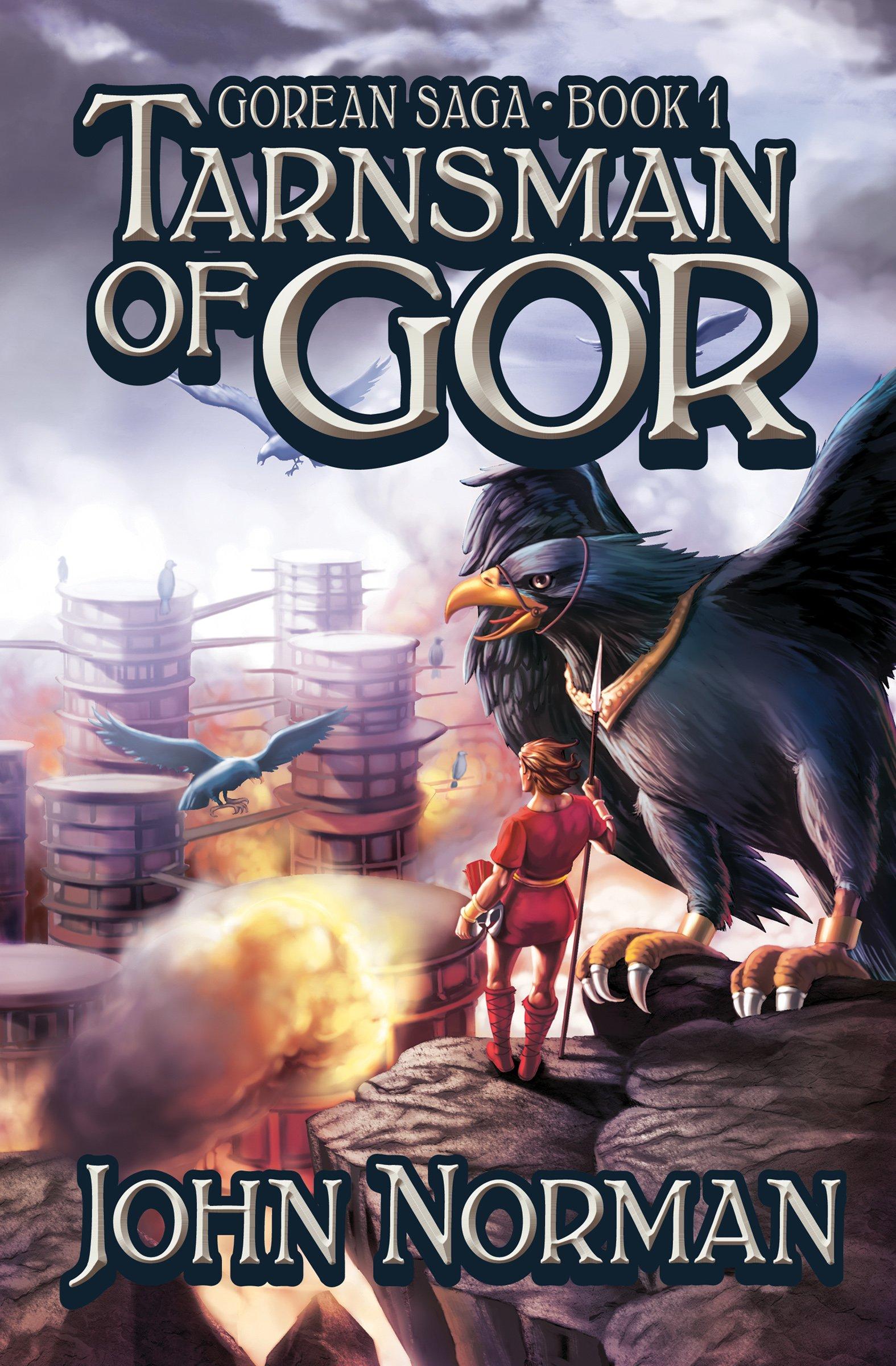 Tarnsman of Gor (Gorean Saga) pdf