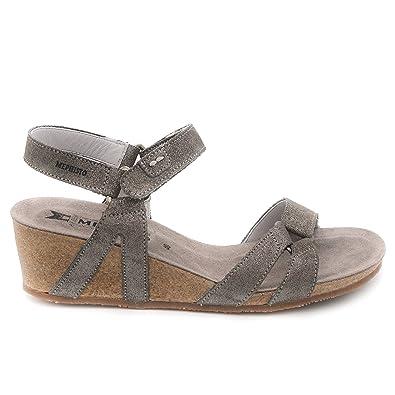 Mephisto - Sandalias de vestir para mujer beige Size: 37 wnVyo5v