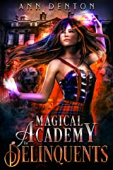 Magical Academy for Delinquents (Pinnacle Book 1) Kindle Edition