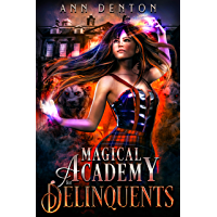 Magical Academy for Delinquents (Pinnacle Book 1) (English Edition)