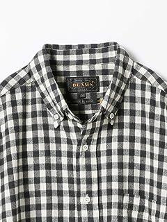 Gingham Buttondown Shirt 11-11-0713-139: Black