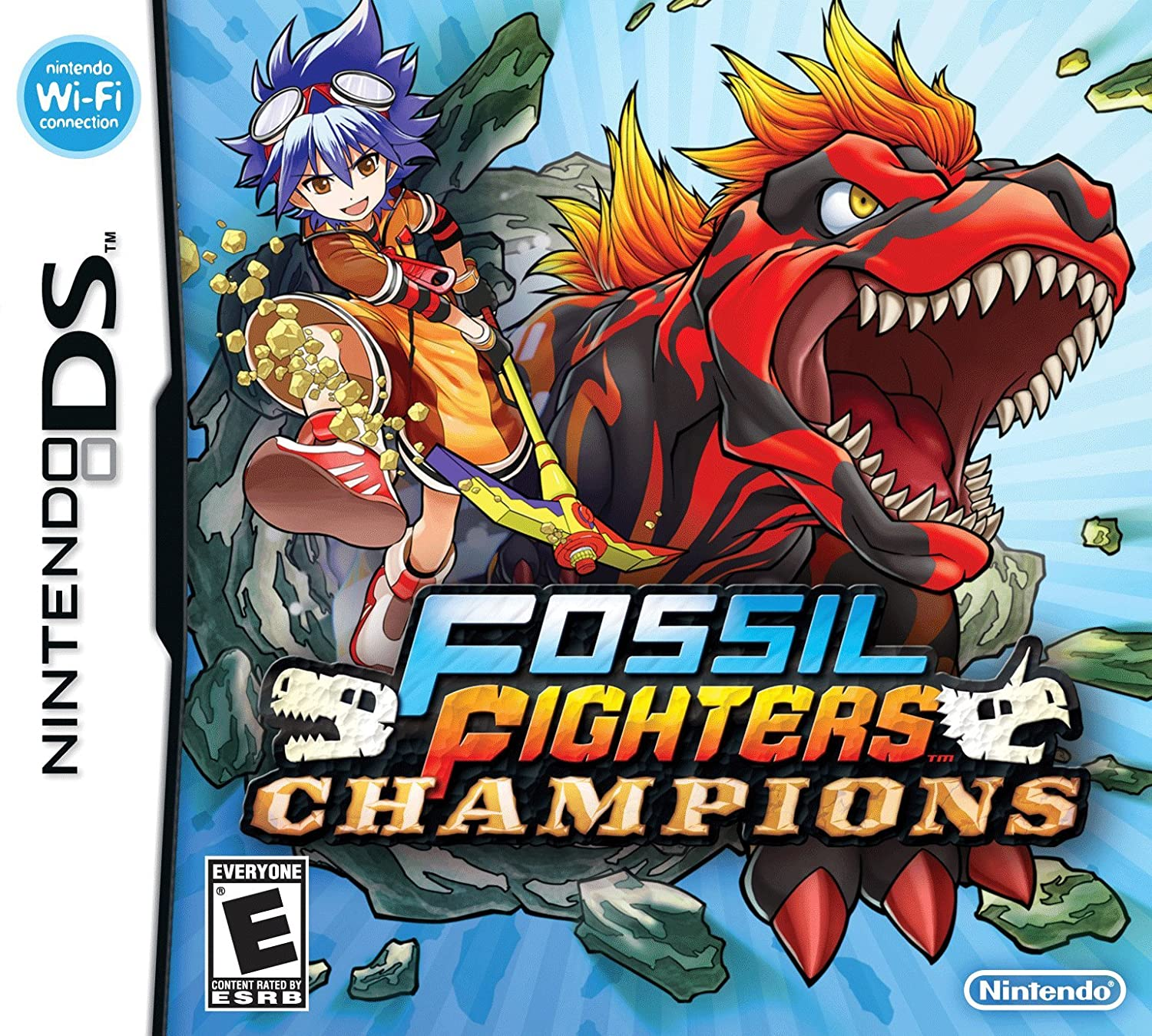 Fossil Fighters: Champions (Nintendo DS) (NTSC): Amazon.in: Video Games