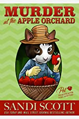 Murder in the Apple Orchard: A Pet Portraits Cozy Mystery Kindle Edition