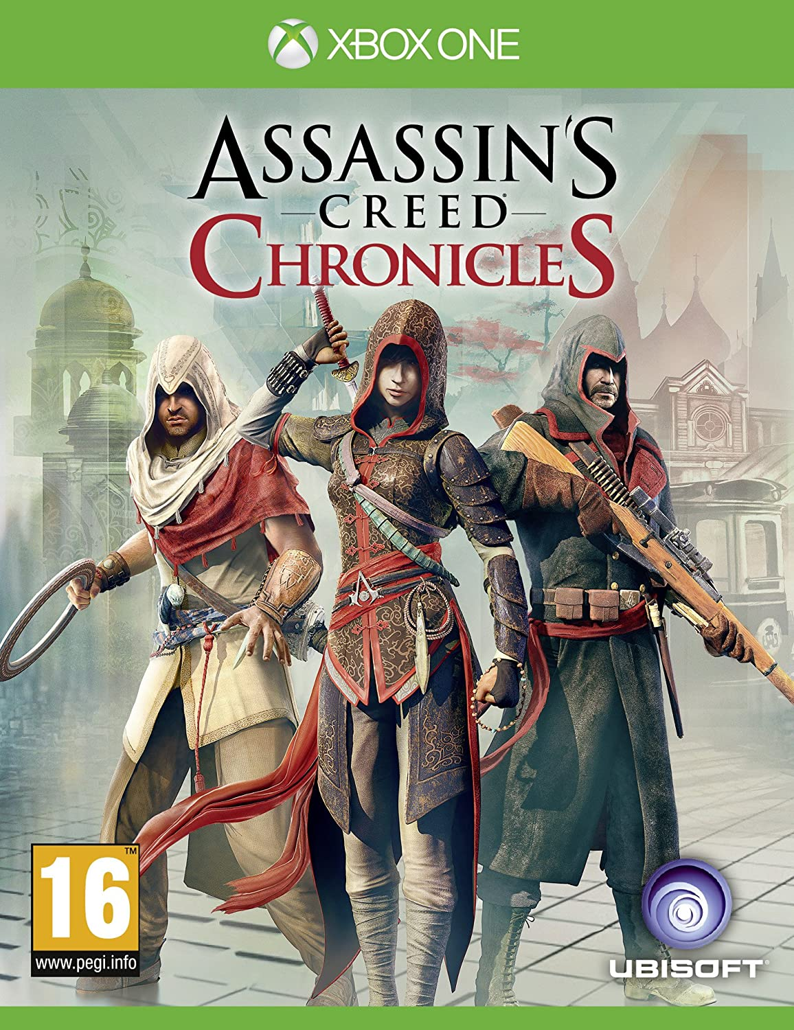 Assassins Creed Chronicles [Importación Inglesa]: Amazon.es ...