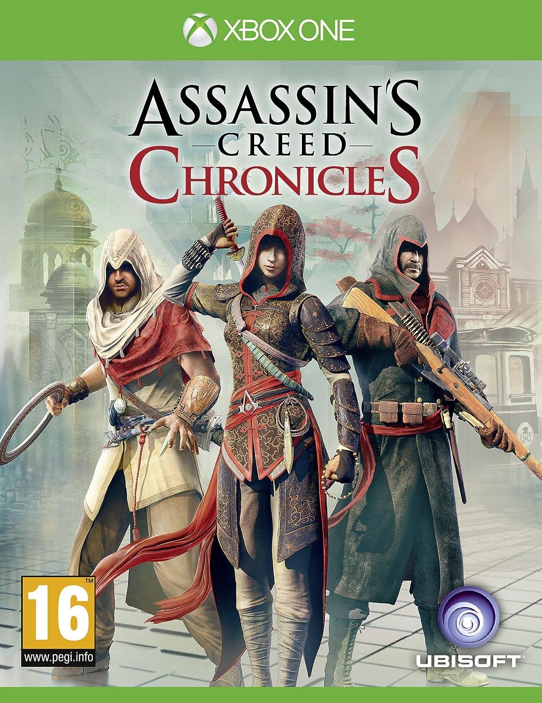Assassins Creed Chronicles [Importación Inglesa]: Amazon.es: Videojuegos