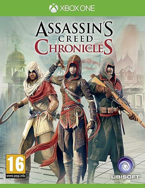 Assassins Creed Chronicles [Importación Inglesa]: Amazon.es ...