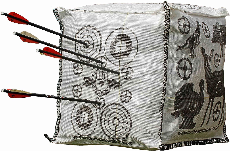 Delta McKenzie Targets Crossbow décharge Sac Cible