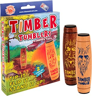 product image for Channel Craft Timber Tumblers Box Set of 2 Tumblers