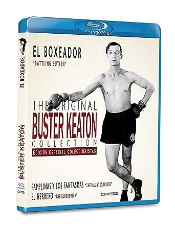 El Boxeador Battling Butter + Pamplinas y los Fantasmas The Haunted House + El Herrero The Black Smith
