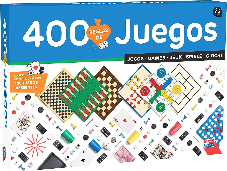 Falomir-400 400 Juegos Reunidos (32-1317) , color/modelo surtido ...